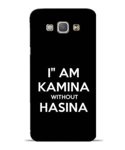 I Am Kamina Samsung Galaxy A8 2015 Mobile Cover