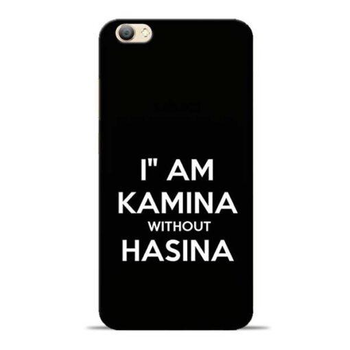 I Am Kamina Vivo V5s Mobile Cover
