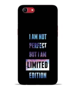 I Am Not Perfect Oppo A83 Mobile Cover