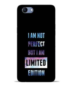 I Am Not Perfect Oppo Realme 1 Mobile Cover