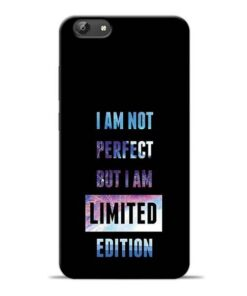 I Am Not Perfect Vivo Y69 Mobile Cover