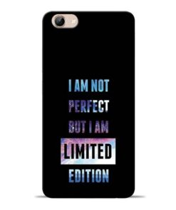I Am Not Perfect Vivo Y71 Mobile Cover