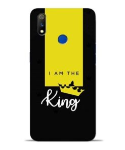 I am King Oppo Realme 3 Pro Mobile Cover