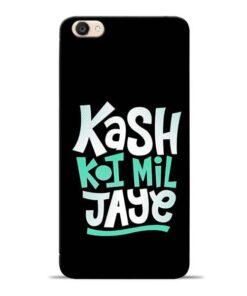 Kash Koi Mil Jaye Vivo Y55s Mobile Cover