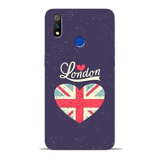 London Oppo Realme 3 Pro Mobile Cover