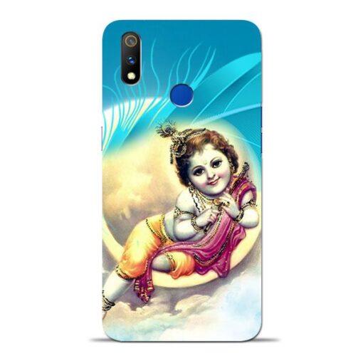 Lord Krishna Oppo Realme 3 Pro Mobile Cover