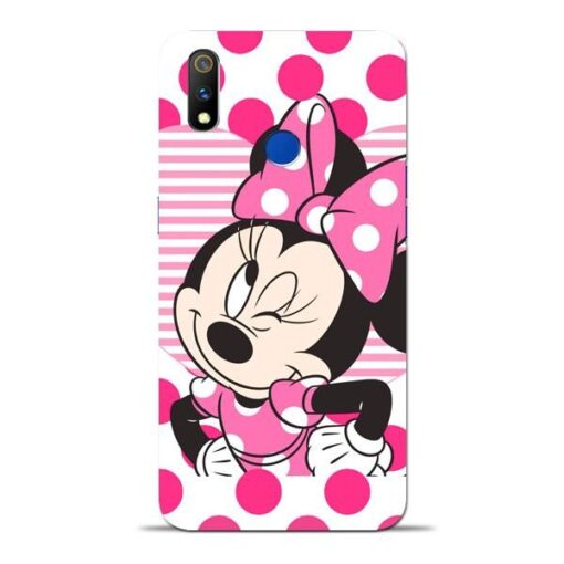 Minnie Mouse Oppo Realme 3 Pro Mobile Cover