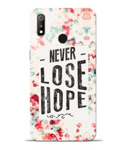 Never Lose Oppo Realme 3 Mobile Cover