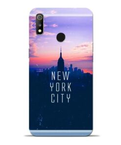 New York City Oppo Realme 3 Mobile Cover