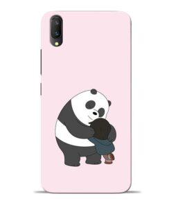 Panda Close Hug Vivo V11 Pro Mobile Cover