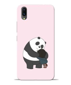Panda Close Hug Vivo X21 Mobile Cover