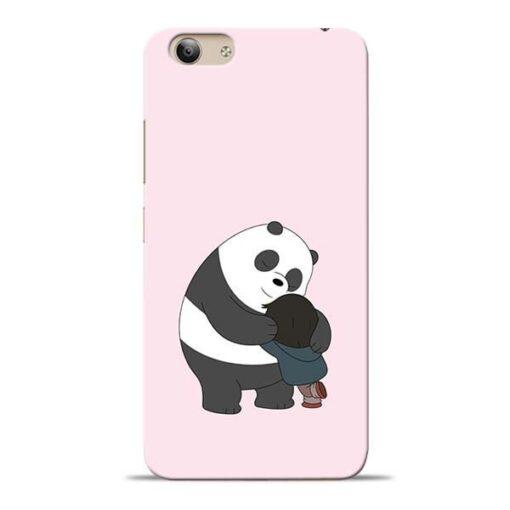 Panda Close Hug Vivo Y53 Mobile Cover