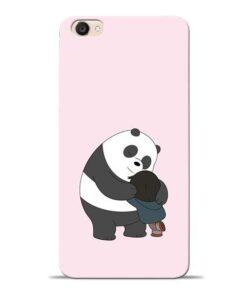 Panda Close Hug Vivo Y55s Mobile Cover
