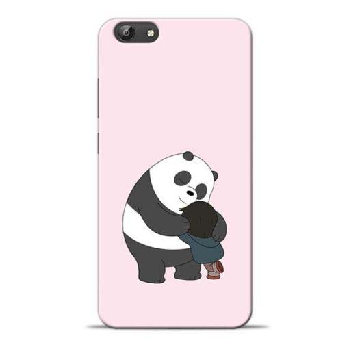 Panda Close Hug Vivo Y69 Mobile Cover