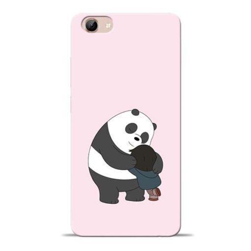 Panda Close Hug Vivo Y71 Mobile Cover