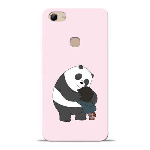 Panda Close Hug Vivo Y83 Mobile Cover