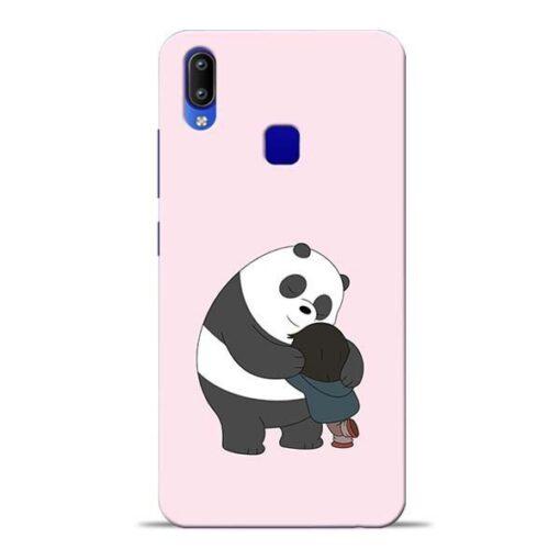 Panda Close Hug Vivo Y95 Mobile Cover