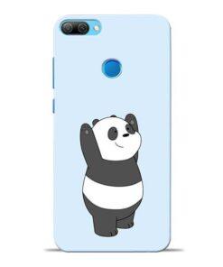 Panda Hands Up Honor 9N Mobile Cover