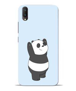 Panda Hands Up Vivo V11 Pro Mobile Cover