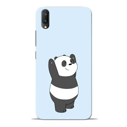 Panda Hands Up Vivo V11 Pro Mobile Cover