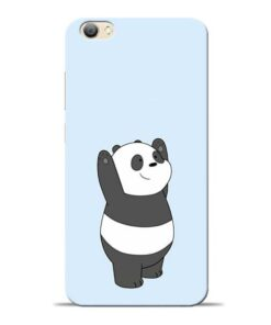 Panda Hands Up Vivo V5s Mobile Cover