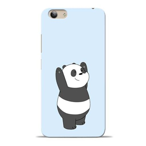 Panda Hands Up Vivo Y53i Mobile Cover