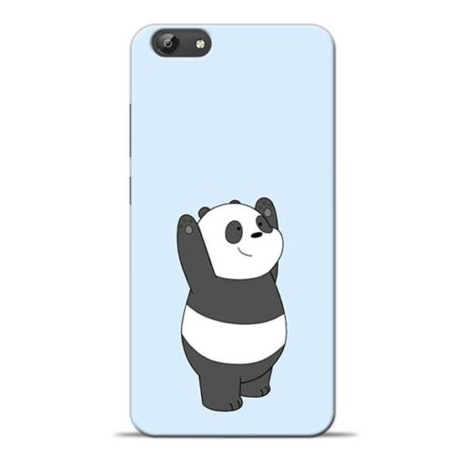 Panda Hands Up Vivo Y66 Mobile Cover