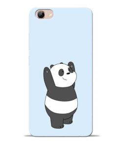 Panda Hands Up Vivo Y71 Mobile Cover