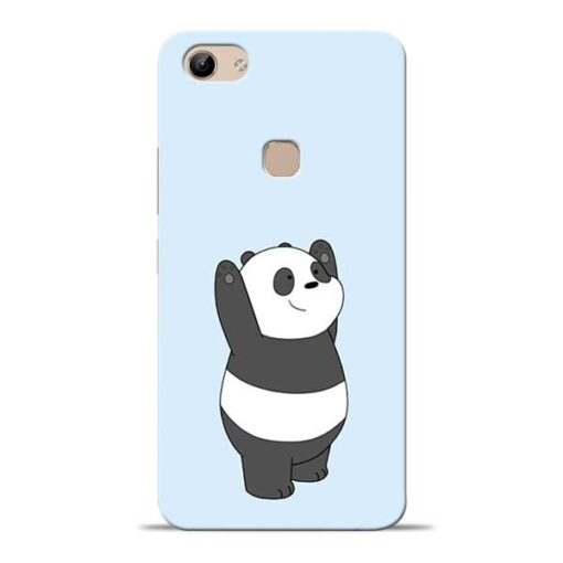 Panda Hands Up Vivo Y83 Mobile Cover