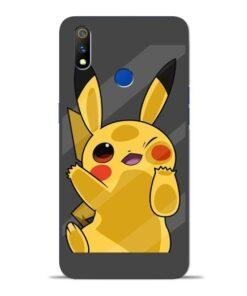 Pikachu Oppo Realme 3 Pro Mobile Cover