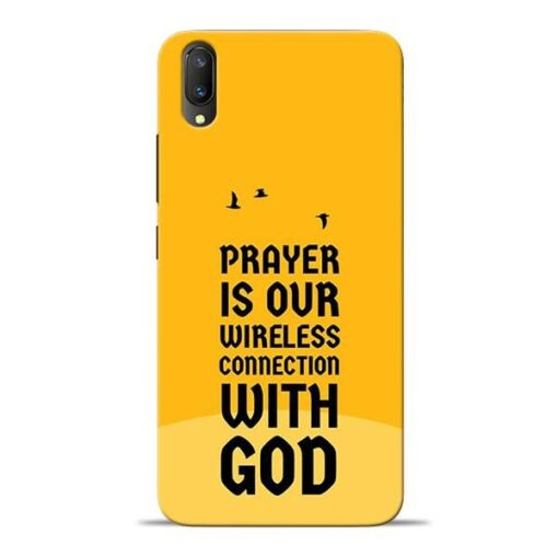 Prayer Is Over Vivo V11 Pro Mobile Cover