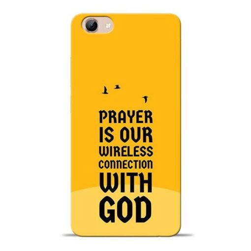 Prayer Is Over Vivo Y71 Mobile Cover