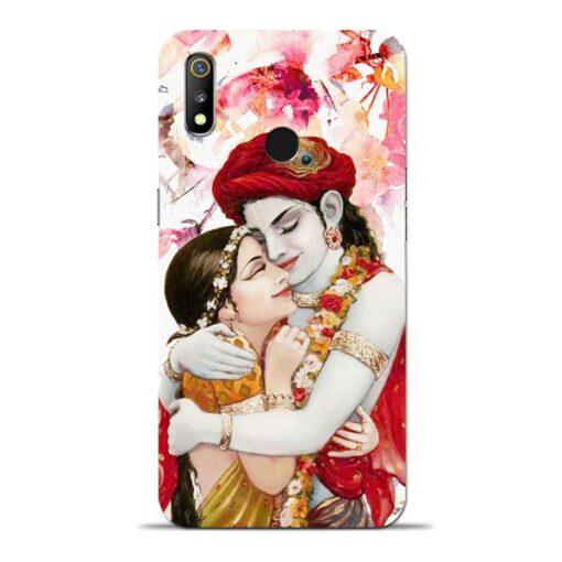 Radha Krishn Oppo Realme 3 Mobile Cover