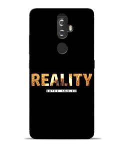 Reality Super Lenovo K8 Plus Mobile Cover