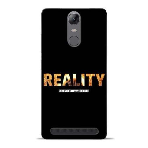 Reality Super Lenovo Vibe K5 Note Mobile Cover