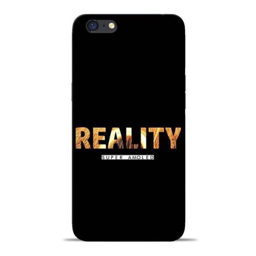 Reality Super Oppo A71 Mobile Cover