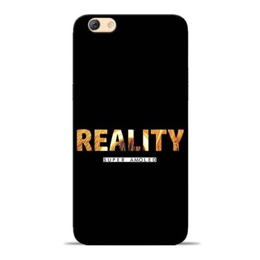 Reality Super Oppo F3 Mobile Cover