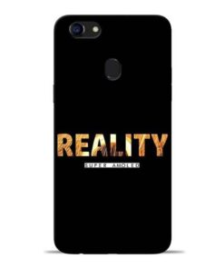 Reality Super Oppo F5 Mobile Cover