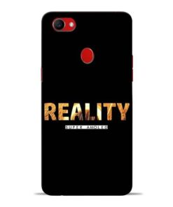 Reality Super Oppo F7 Mobile Cover