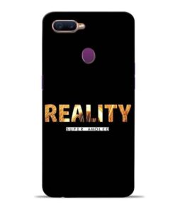 Reality Super Oppo F9 Pro Mobile Cover