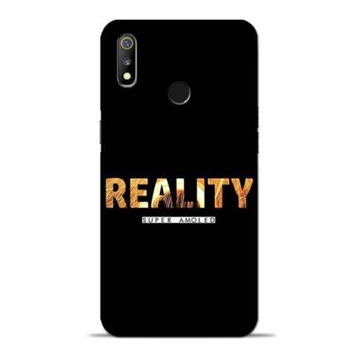 Reality Super Oppo Realme 3 Mobile Cover