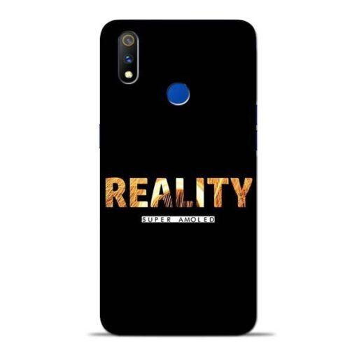 Reality Super Oppo Realme 3 Pro Mobile Cover