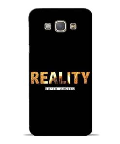 Reality Super Samsung Galaxy A8 2015 Mobile Cover