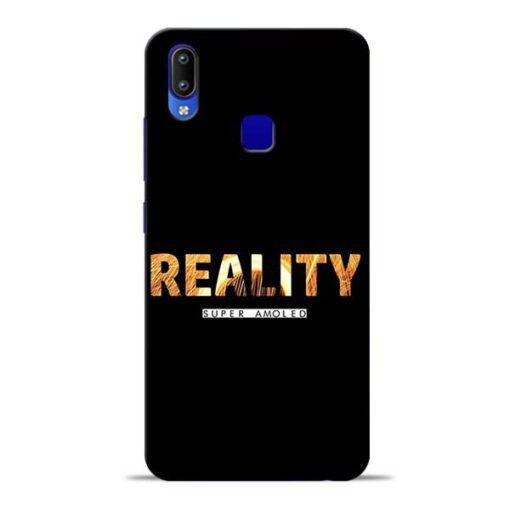 Reality Super Vivo Y95 Mobile Cover