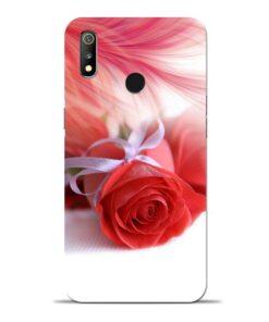 Red Rose Oppo Realme 3 Mobile Cover