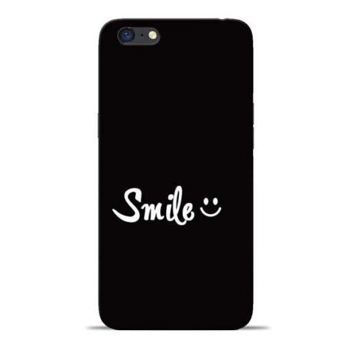 Smiley Face Oppo A71 Mobile Cover