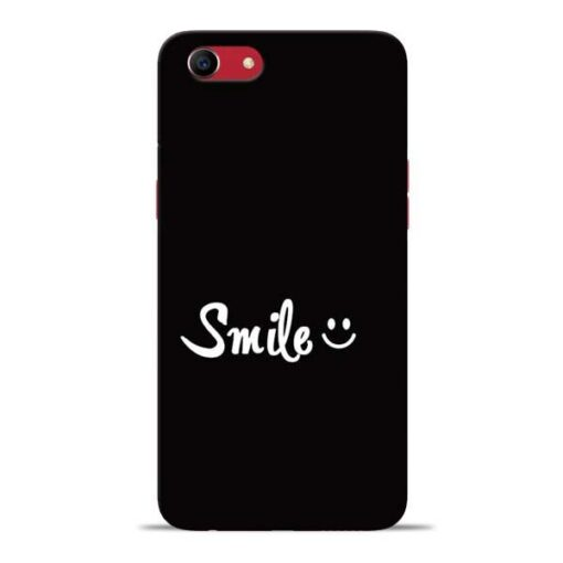 Smiley Face Oppo A83 Mobile Cover