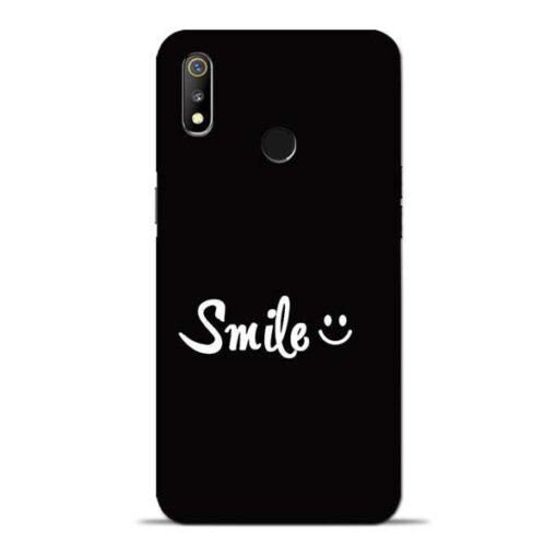 Smiley Face Oppo Realme 3 Mobile Cover