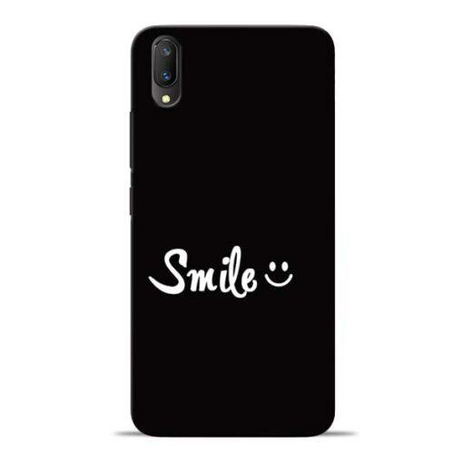 Smiley Face Vivo V11 Pro Mobile Cover