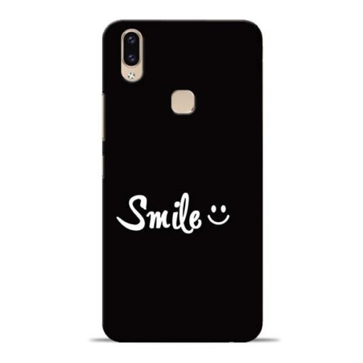 Smiley Face Vivo V9 Mobile Cover